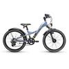 s'cool XXlite 20 7-S - Vélo enfant - alloy gris